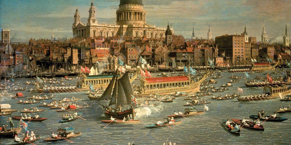 Biber's Missa Salisburgensis à 53 & Handel's Water Music